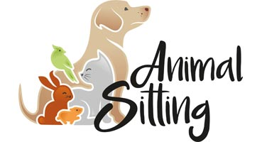 logo animal sitting
